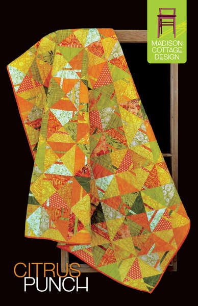 Citrus Punch - Pattern by Kenna Ogg