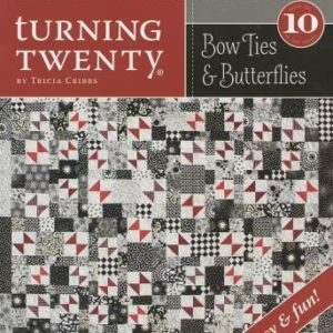 Turning Twenty Bow Ties & Butterflies: Fast, Easy & Fun by Tricia CribbsTurning Twenty Bow Ties & Butterflies: Fast, Easy & Fun by Tricia Cribbs