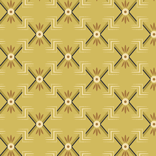 Margos Mignonettes A-7717-N by Margo Krager for Andover Fabrics
