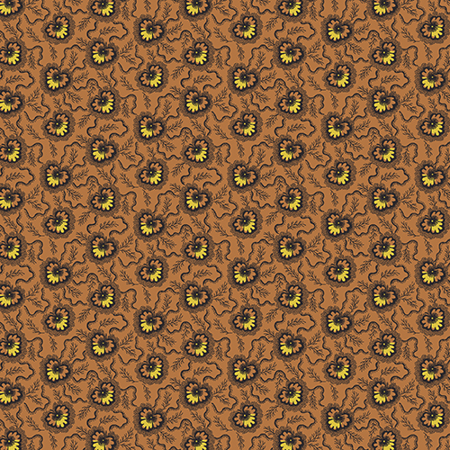 Margos Mignonettes A-7793-O by Margo Krager for Andover Fabrics