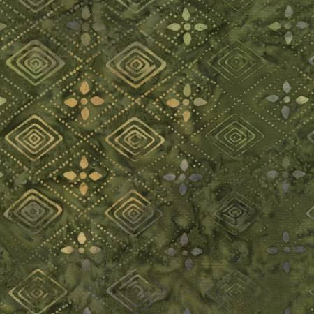 Tonga Batik Bluegrass Collection B2018-PERID