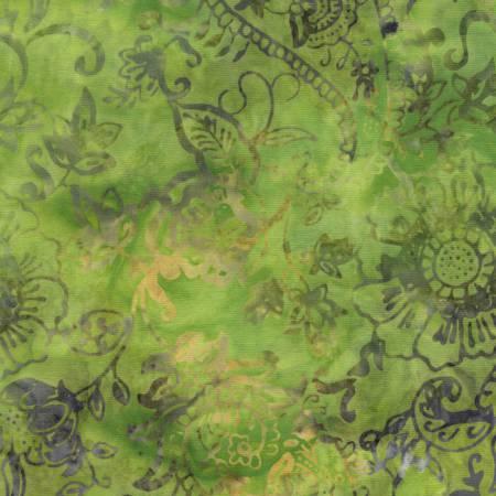 Tonga Batik Bluegrass Collection B3165-CITR