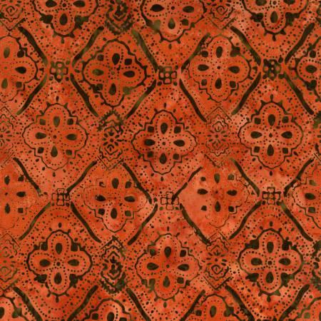 Tonga Batik Spice Market B3323-PAPRIK