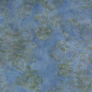 Tonga Batik Zen Collection B3302-BLU